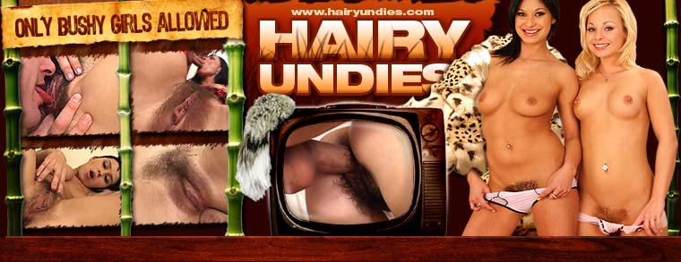 Hairy Undies