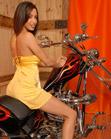 Anabelle bike shoot