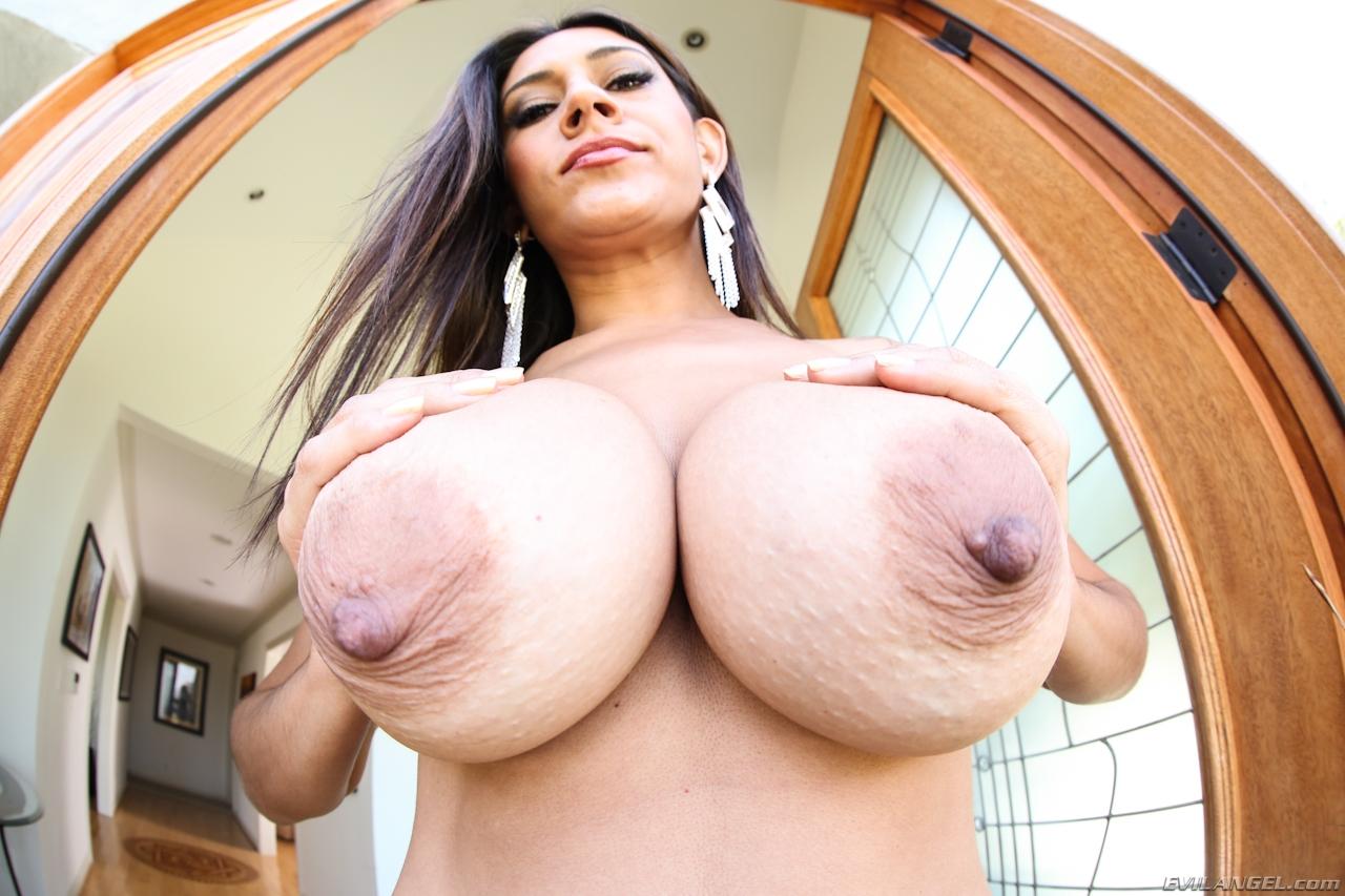 Saddle Girls | Raylene Lactating Tits