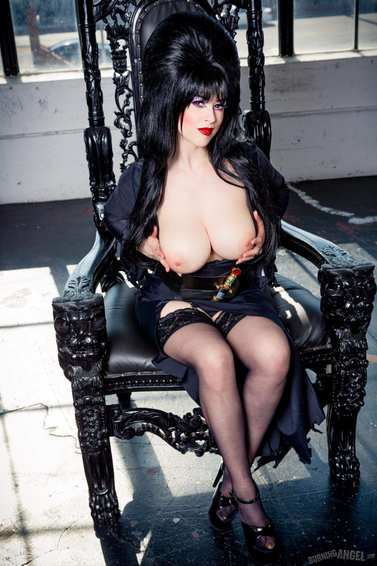 Эльвира повелительница тьмы порно 10 фотография