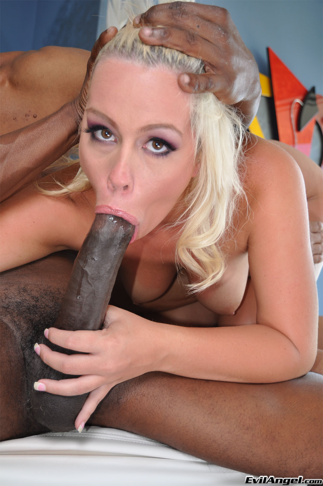 Hd Latina Interracial Anal