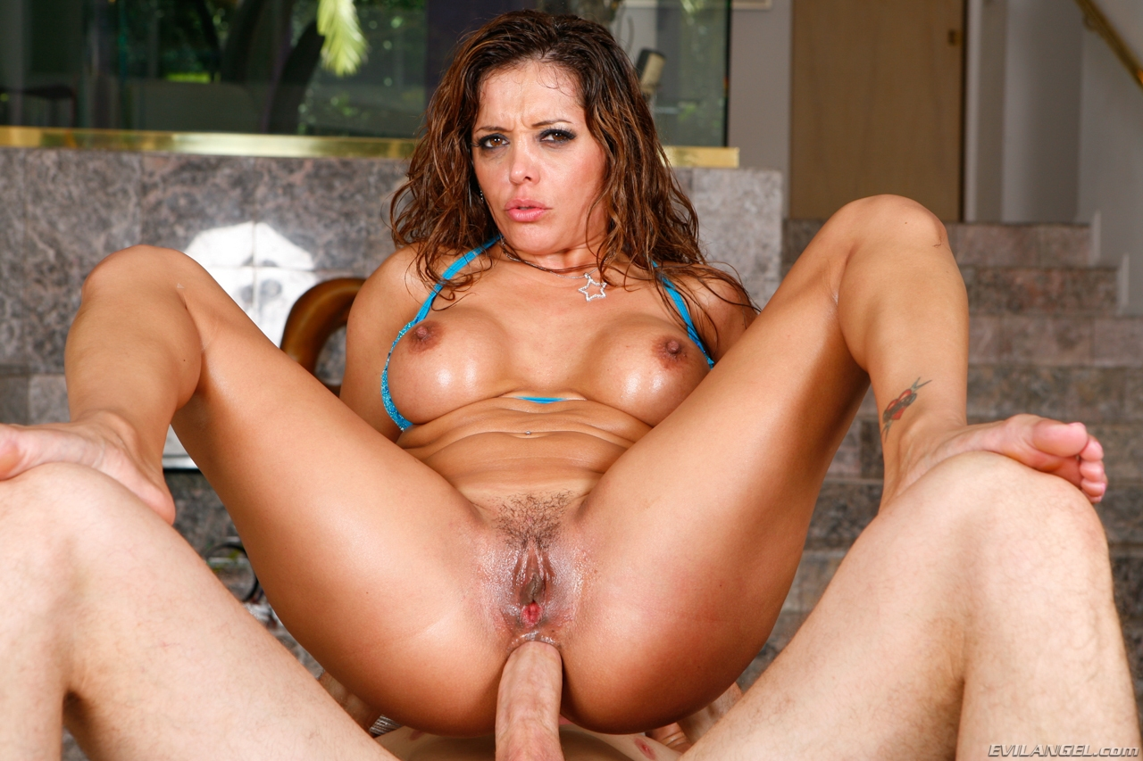 Francesca le evil angel