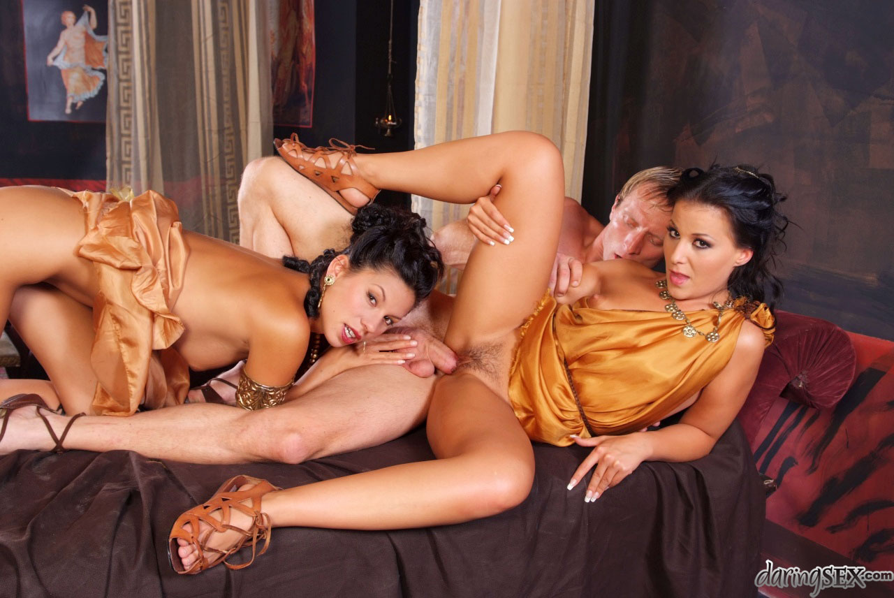 Короли и секс рабыни видео