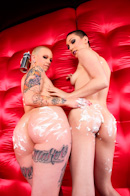 [MilkEnema] Lily Labeau And Sparky Sin Claire