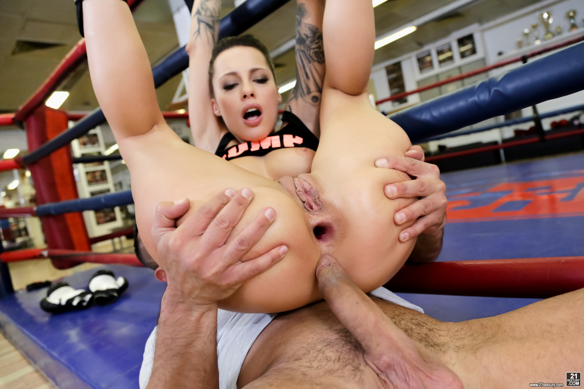 [AssholeFever] Nikita Bellucci - The Champion Fucks