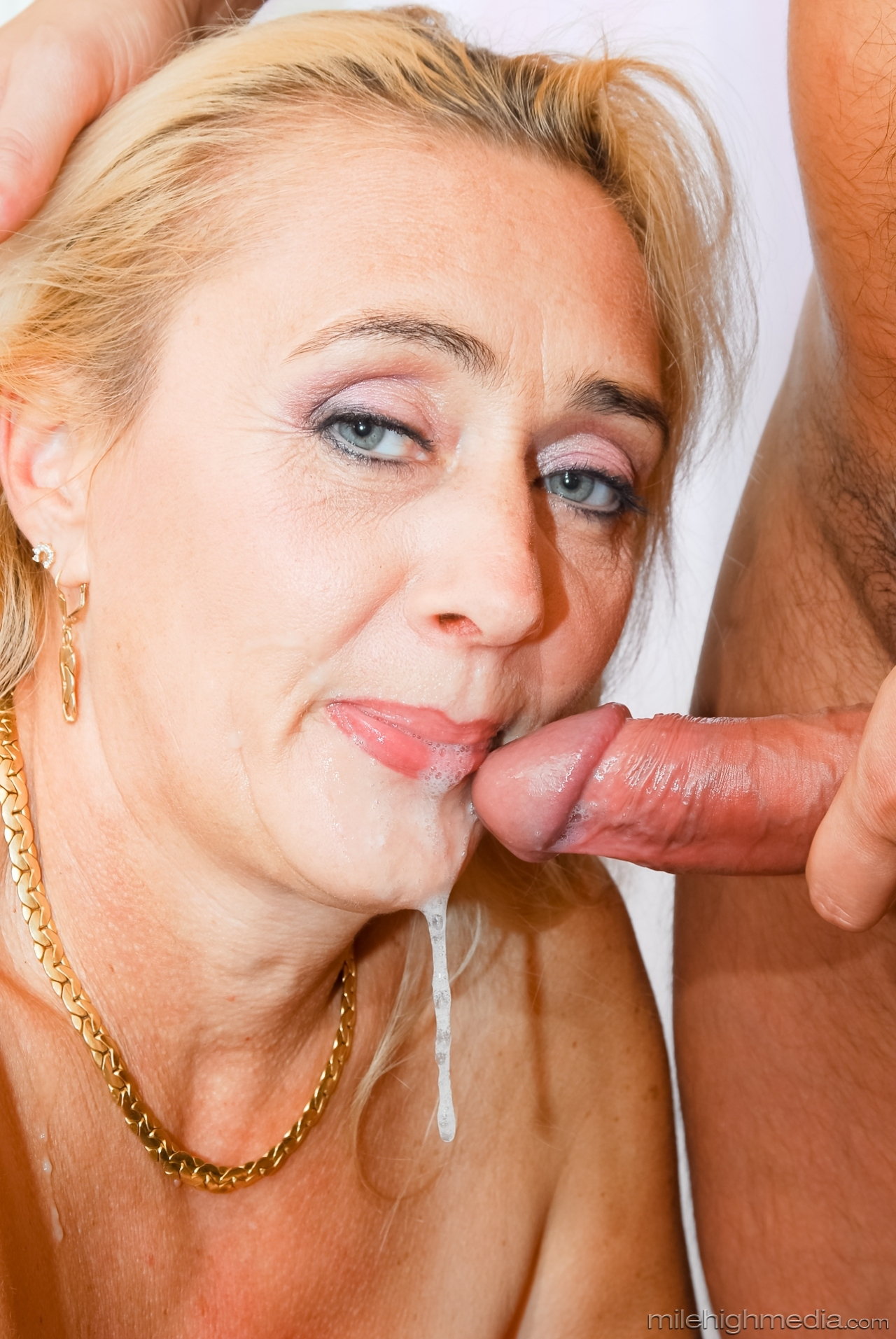 Horny Old Spunker Loves To Fuck And The Taste Of Cum